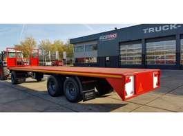 drop side full trailer agpro 3as