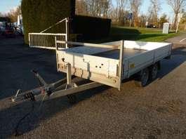 flatbed car trailer Anssems PSX 2500-325X178 2015