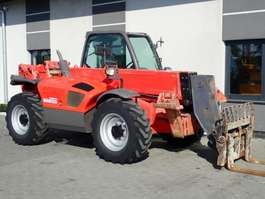 other telehandlers Manitou MT 1235 S 2010