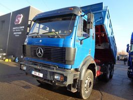 tipper truck > 7.5 t Mercedes Benz SK 2538 no 2638 manual steel top 1994