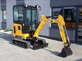 mini digger crawler JCB 19C-1 DEMO 2019