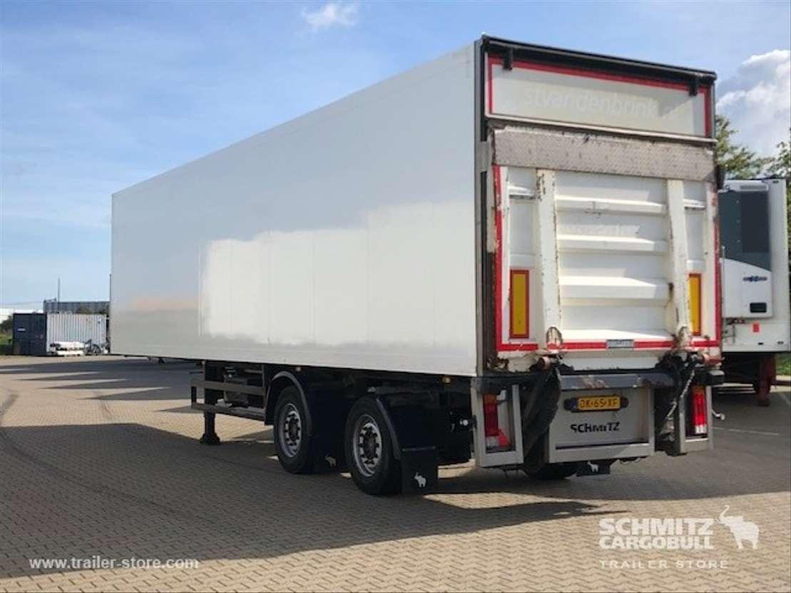 refrigerated semi trailer Schmitz Cargobull Vers dienst 2009
