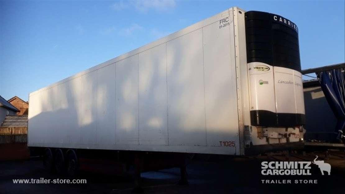 refrigerated semi trailer Schmitz Cargobull Diepvriesopbouw Multitemp 2008
