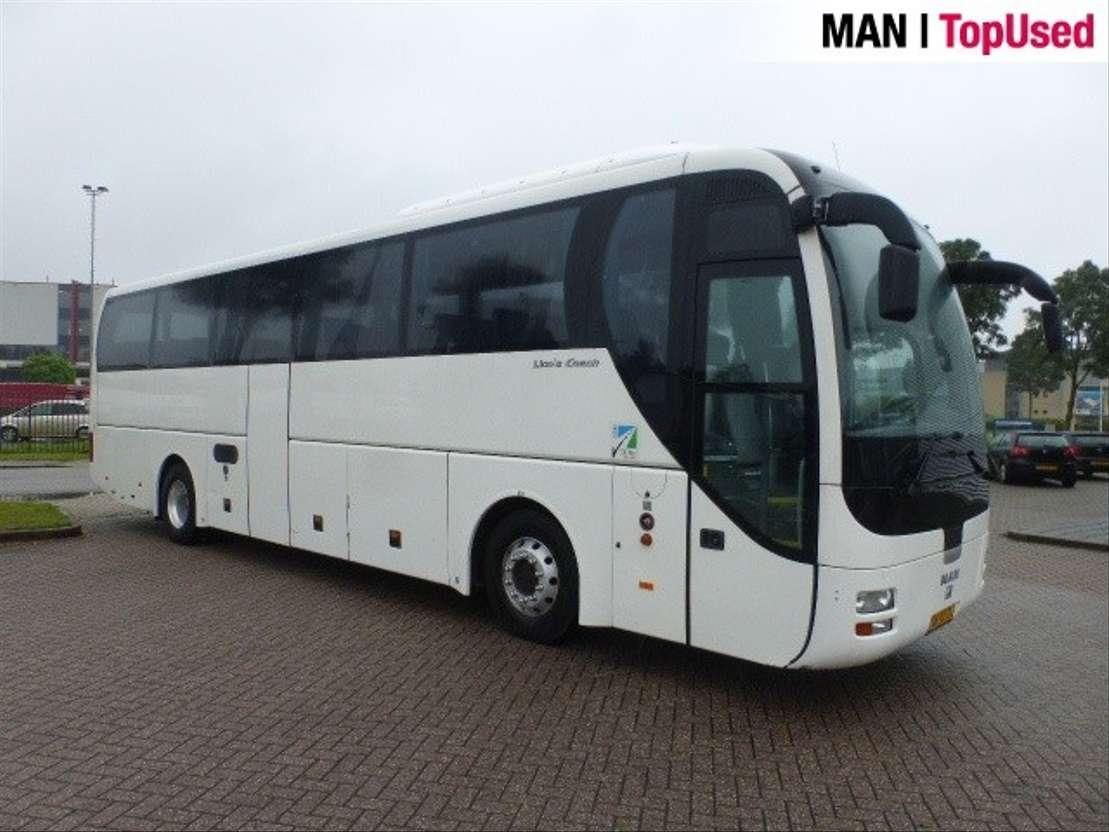 tourist bus MAN MAN Lion Coach R07 53 seats 2007