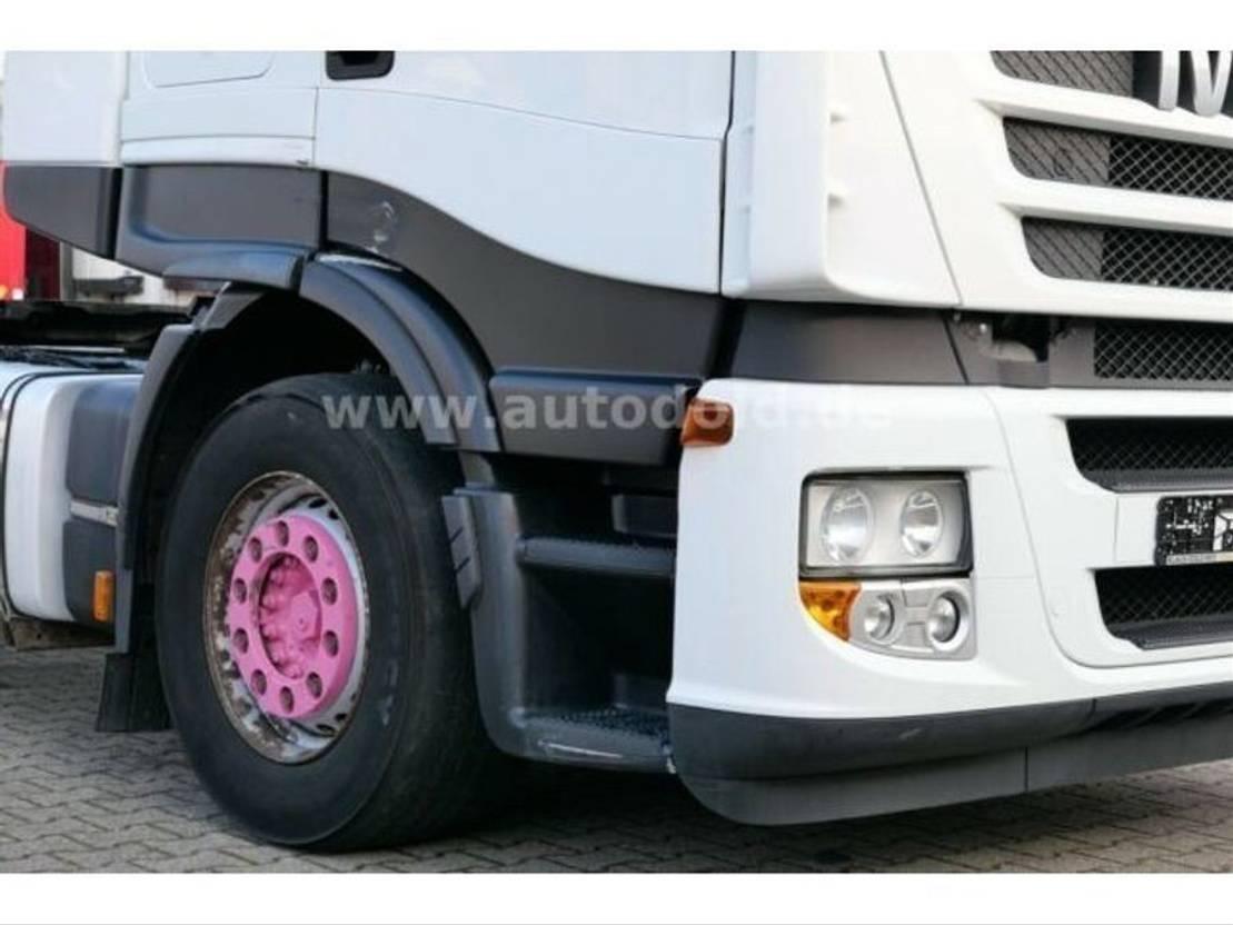 other trucks Iveco Stralis 500 Intarder Schalter Spoiler Euro 5 2007