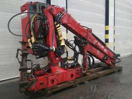 loader crane LOGLIFT F105 ST 96-R 2002