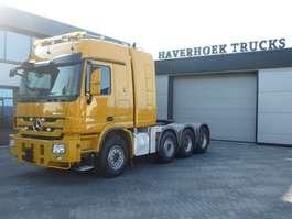heavy duty tractorhead Mercedes Benz Actros 4165 V8  8x4 Tridem WSK VIAB 250 Tons Push and Pull Heavy Duty Tr... 2010