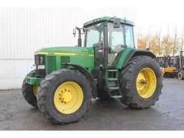 farm tractor John Deere 7810 Tractor