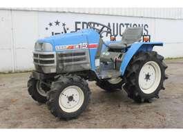 Mini - Kompakt - Gartentraktor Iseki TM15F-U Mini Tractor