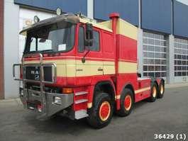 heavy duty tractorhead MAN 33 VFA 8x8 WSK Heavy transport 365 TON 1983