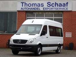 Minivan - Personenwagen Mercedes Benz Sprinter 311 Cdi 9 Sitze VDL Kusters Klima Rollstuhlift Klima 2009