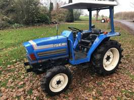 сельскохозяйственный трактор Iseki TA 235