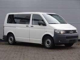 minivan - passenger coach car Volkswagen Transporter 9P 2012