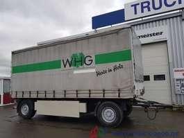 tilt trailer Krone ZA 18 Edscha Schiebeplanen Links+Rechts+ Verdeck 2009
