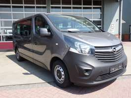 minivan - passenger coach car Opel Vivaro Combi CDTI  L2H1 ecoFLEX Airco/Navi 8/9  Persoons 2015