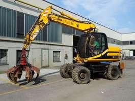 other excavators JCB JS145W 2007