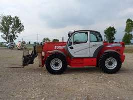 truck mounted forklift Manitou MT 1840 2007