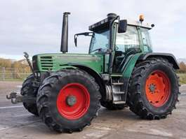 zemědělský traktor Fendt 514C Top condition / full option 1995