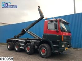 camión contenedor Ginaf M4343-S 8x6,   EURO 1, Manual, VDL Hook container systeem 1994