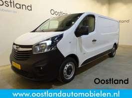 closed lcv Opel Vivaro 1.6 CDTI L2H1 125 PK / Airco / Cruise Control / Navigatie / Trekh... 2017