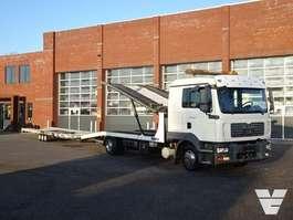 car transporter truck MAN TGL 12.210 2008