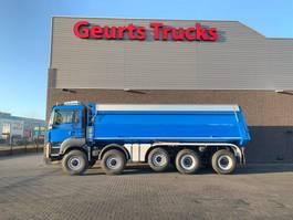 tipper truck > 7.5 t MAN TGS 50.480 10X8 WIERDA GESTUURD KIPPER/TIPPER 2015