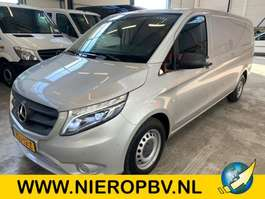 closed lcv Mercedes Benz VITO 116cdi automaat navi complete inrichting  220v aansluiting 2016