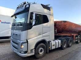 heavy duty tractorhead Volvo FH 550 - EURO 6 - 6x4 - RETARDER - 120 TONS !!! - *508.000km* - I SHIFT ... 2015