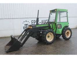 tracteur fermier Holder A40 Mini Tractor