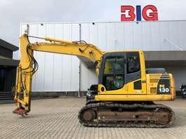 crawler excavator Komatsu PC130-8 2012