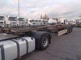 semirreboque de chassi de contentor Schmitz Cargobull multifunctioneel 45' 2008