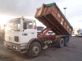 tipper truck Renault G300 6x4 1990