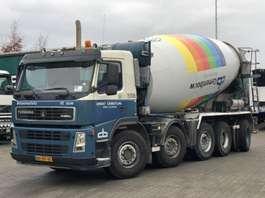 concrete mixer truck Terberg FM2850-T 10x4 15M3 LIEBHERR MIXER 2005