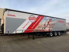 sliding curtain trailer Kögel Uit voorraad leverbaar !!! 2019