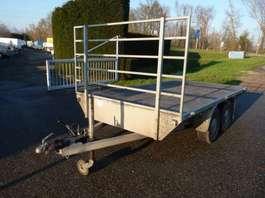 flatbed car trailer Anssems A-S 2000 V V 1991