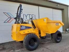 Radkipper-LKW Thwaites 9000 wieldumper 9 tonne dumper knikdumper wheeled 2005