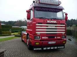 caminhão trator Scania SCANIA 143-450 VERKOCHT - SOLD - VERKAUFT !!!! 1995