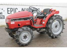 Mini - Kompakt - Gartentraktor Case 1140 4WD Mini Tractor