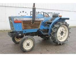 Mini - Kompakt - Gartentraktor Iseki TL1900 Mini Tractoren