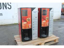 other forestry and groundcare machine Douwe Egberts 2x  Koffie Automaat. FB 7100 2007