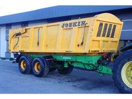 колесный грузовой самосвал Joskin Trans-SPACE 18000 BC 2004