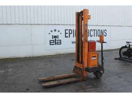 pallet stacker Wagner BGV 800 Elektrische Palletlift 1983