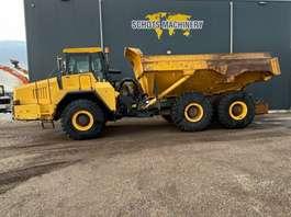articulated dump truck Komatsu HM350-1 2005