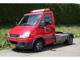 light duty tractor unit - lcv Iveco 35C17 EURO V HD EEV 2011