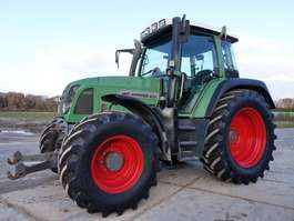 trator agrícola Fendt 412 Vario Good working condition 2007