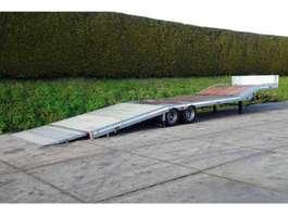 semi lowloader semi trailer Veldhuizen Semi-dieplader oplegger 2018