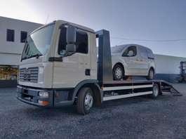 car transporter truck MAN TGL 8.180 oprijwagen / autotransporter / cartransporter / depanneur 2007
