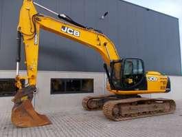 crawler excavator JCB JS 220 LC 2014