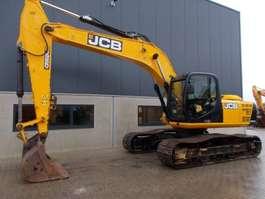 crawler excavator JCB JS220LC 2013