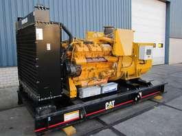 генератор Caterpillar 3412 600kVA 2004